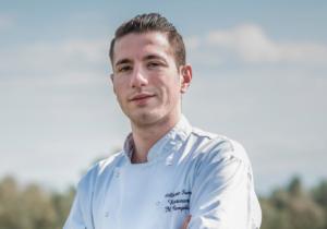 Alberto sanna chef