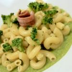 Ricetta Chiffari con broccoli e acciughe
