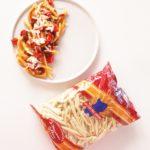 Is Maccarronis de Busa al sugo di Chorizo